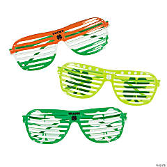 Irish Shutter Glasses