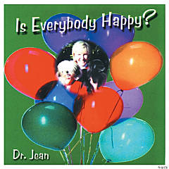 Is Everybody Happy CD - Dr Jean