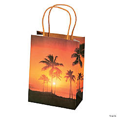 Island Luau Gift Bags