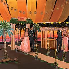 Island Luau Grand Decorating Kit