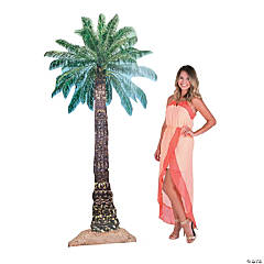 Island Luau Large Palm Tree Stand-Up