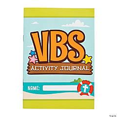 Island VBS Activity Journals