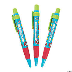 Island VBS Message Pens