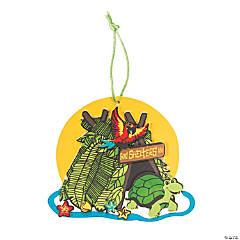 Island VBS Ornament Craft Kit