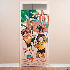 Island VBS Photo Door Banner