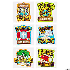 Island VBS Temporary Tattoos