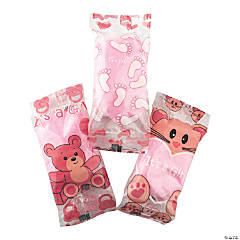 It's a Girl Cotton Candy - 24 Pc.