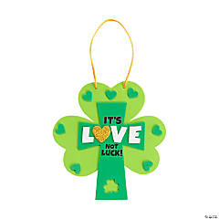 It's Love not Luck Sign Craft Kit