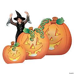 Jack-O-Lantern Cardboard Stand-Ups Halloween Decorations