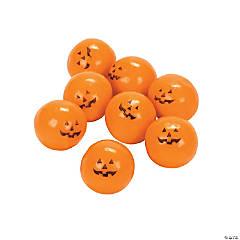 Jack-O'-Lantern Gumballs