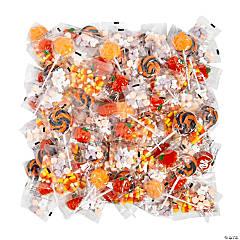Jack-O'-Lantern Halloween Candy Assortment