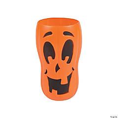 Jack-O'-Lantern Halloween Cups