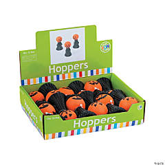 Jack-O'-Lantern Hoppers