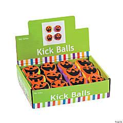 Jack-O'-Lantern Kick Balls