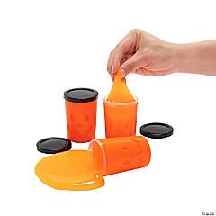 Jack-O'-Lantern Make Faces Slime PDQ