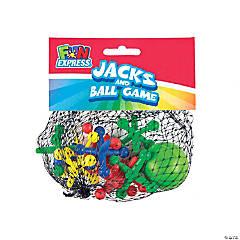 Jacks & Ball Games