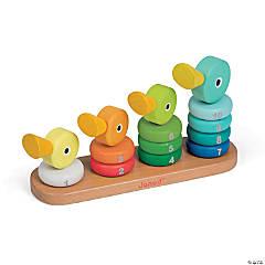 Janod Duck Family Stacker