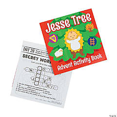 Jesse Tree Advent Activity Books