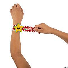 Jesus Is the Reason for the Season Slap Bracelets