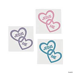 Jesus Loves Me Tattoos