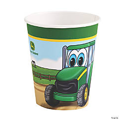 John Deere™ Johnny Tractor Cups