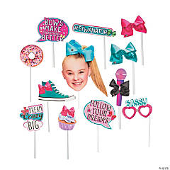 JoJo Siwa Photo Stick Props