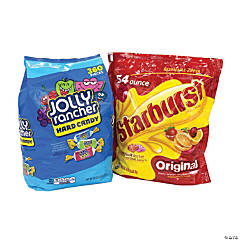 JOLLY-BURST Chewy and Hard Candy Party Assortment, 2 Pack