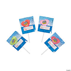 Jolly Rancher® Lollipops with Valentine's Day Cards