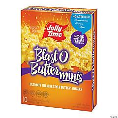 Jolly Time® Blast 'O Butter Mini Popcorn Bags
