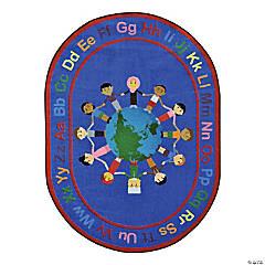 Joy Carpets A World Of Friends 5'4
