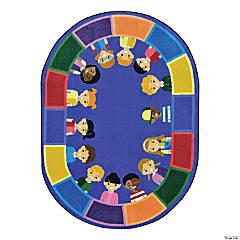 Joy Carpets All Of Us Together 7'8