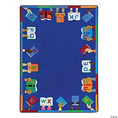 Joy Carpets Books Are Handy 5'4