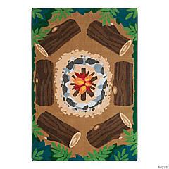 Joy Carpets Campfire Fun 5'4