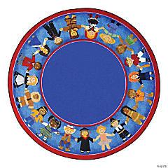 Joy Carpets Children Of Many Cultures 5'4