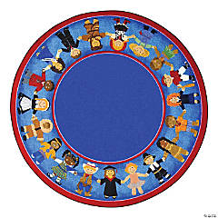Joy Carpets Children Of Many Cultures 7'7