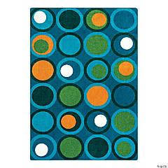 Joy Carpets Circle Back 5'4