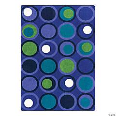 Joy Carpets Circle Back 7'8
