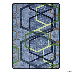 Joy Carpets Double Helix 7'8