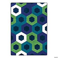 Joy Carpets Hexed 7'8
