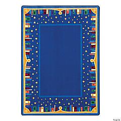 Joy Carpets Magic Of Reading 7'8