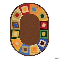 Joy Carpets Off Balance 5'4