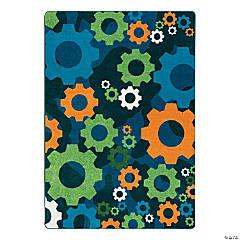 Joy Carpets Shifting Gears 5'4