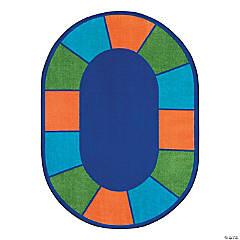 Joy Carpets Squares To Spare 5'4