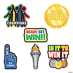 Jumbo Award Cutouts