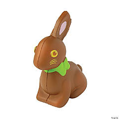 Jumbo Chocolate Bunny Scented Slow-Rising Squishies