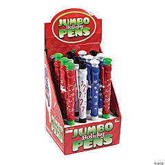 Jumbo Christmas Pens