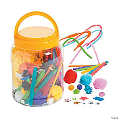Jumbo Craft Bucket