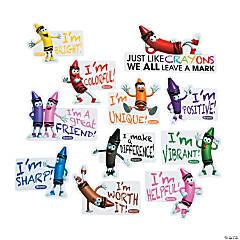 Jumbo Crayola® Classroom Cutouts