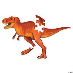 Jumbo Dinosaur Floor Jigsaw Puzzle T Rex 13 Pcs