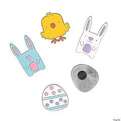 Jumbo Easter Enamel Pins